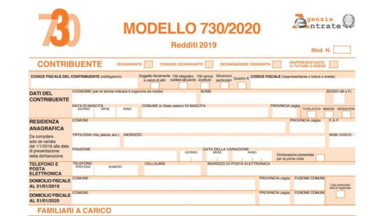 Calendario fiscale 2020: nuove scadenze per il 730